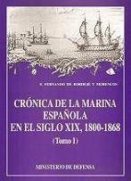 CRONICA DE LA MARINA ESPAÑOLA EN EL SIGLO XIX