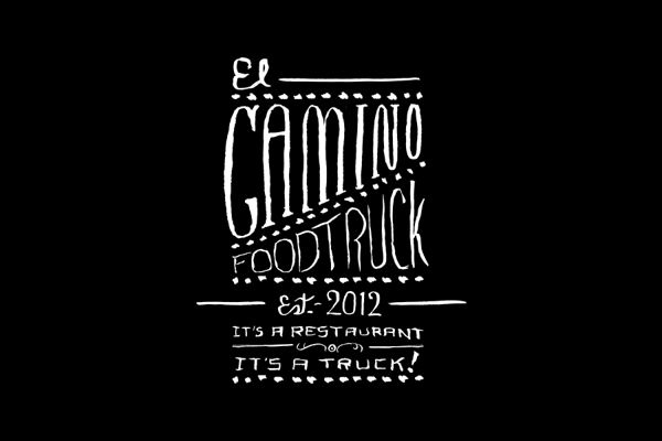 EL CAMINO FOODTRUCK on Behance