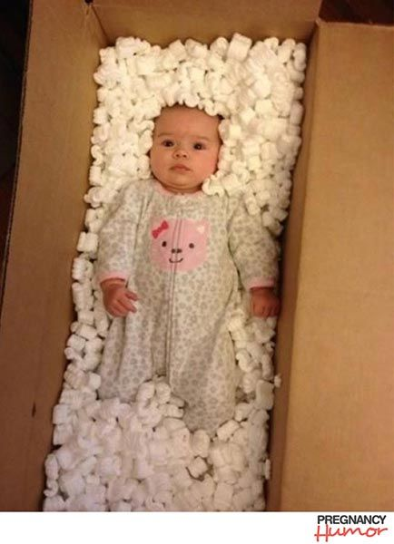 20 Funny Baby Pictures to Help You Forget About Your Morning Sickness and Swollen Ankles - Page 14 of 20 - Pregnancy Humor