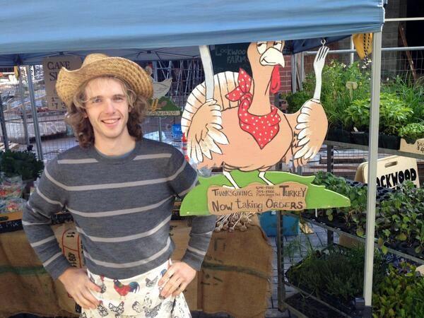 turkey vancouver island farm Victoria cobble hill Lockwood Farm