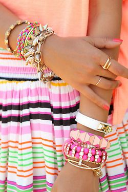 arm candy/party
