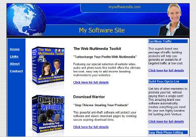 I'm selling The Really Easy Website Builder - $37.00 #onselz