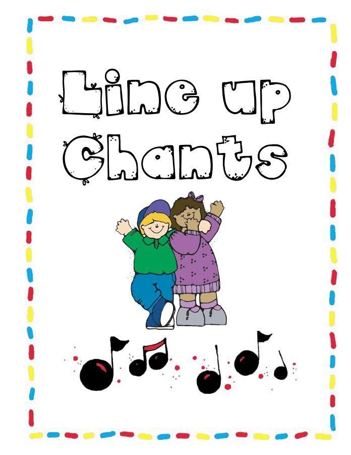 Classroom Line Up Ideas ~ Best line up chants ideas on pinterest songs