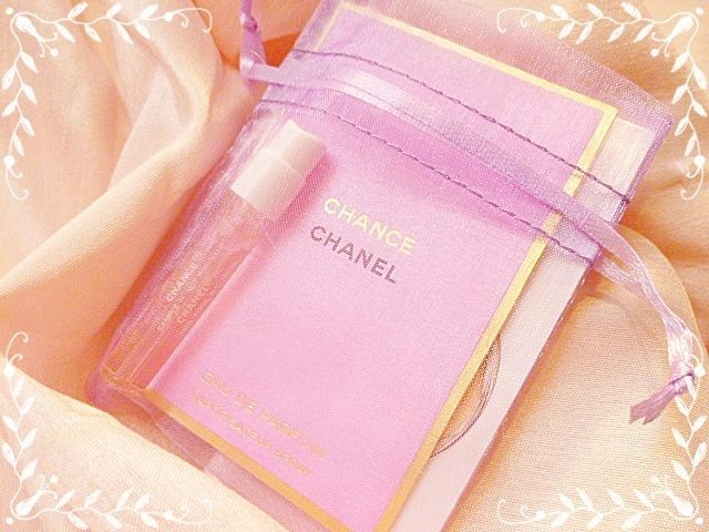 Chanel Chance EdP 1.5ml Sample Women Floral Spicy Musk Fruity Fresh Sensual  #Chanel