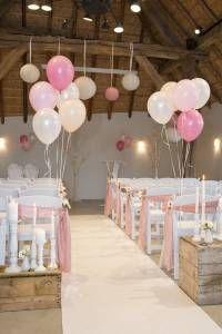 Ballonnen voor je ceremonie