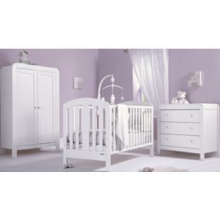 Buy Mamas U0026 Papas Vico 3 Piece Nursery Furniture Set   White At Argos.co.uk    Your Online Shop For Nursery Furniture Sets. | Nursery | Pinterest |  Nursery ...