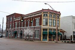 The old Bank of Dyersburg