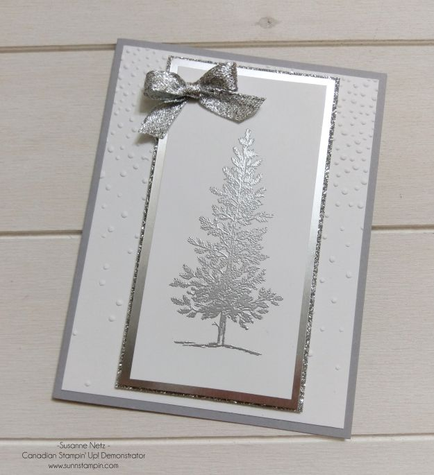 2016  VIDEO  Lovely As A Tree Clear-Mount Stamp Set127793 Price: $27.00