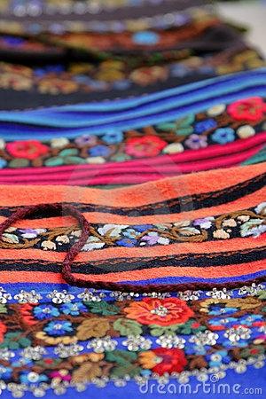 Romanian crafts