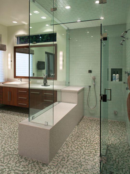 18 best Bathtubs and Showers images on Pinterest | Bath tub, Bathtub ...