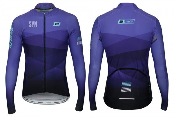 Our new constructed race-proven thermal and waterrepellent long sleeve  jersey is designed for racing 65347fa46