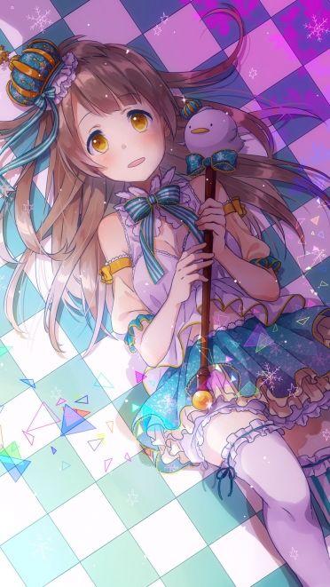 ラブライブ!【南ことり】櫻野露,iPhone6 PLUS(1080×1920)