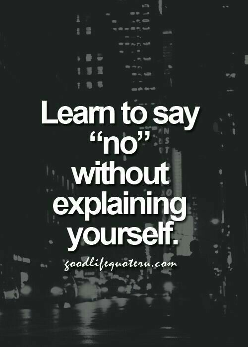 Why to express..