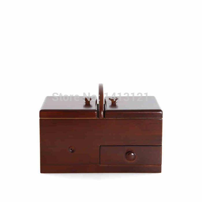 Creative дерево ёмкость коробка лоток коробка для ювелирных изделий ретро подарочная коробка для дома косметический офис стол ёмкость кому не лень ремесло