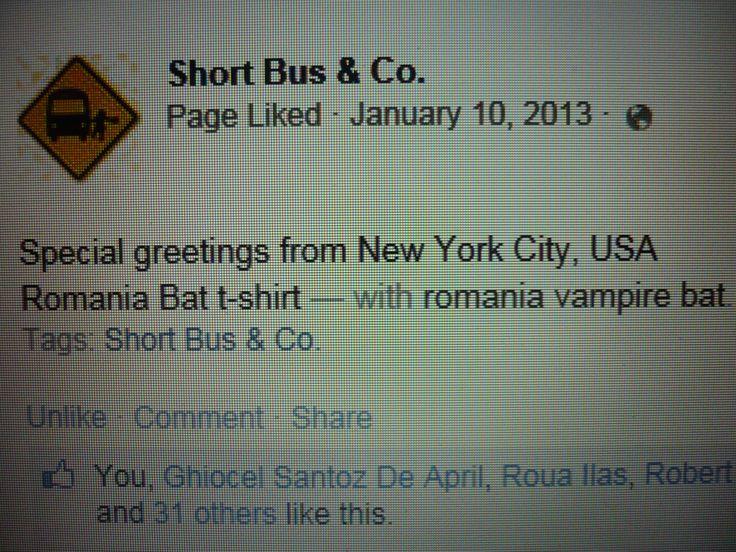 # www.shortbus.us # https://www.facebook.com/shortbusandco?fref=ts #