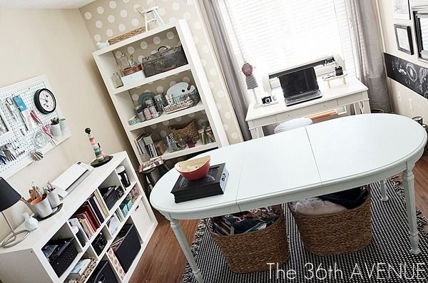 The 36th AVENUE | Craft Room Makeover