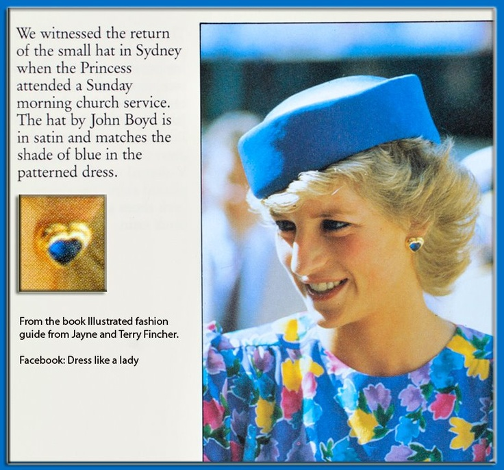 302 best images about h r h p o w jewelery on for Princess diana jewelry box