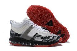 d189f2b0d33 New Designer John Elliott x Nike LeBron Icon White Black Red Men s  Basketball Shoes