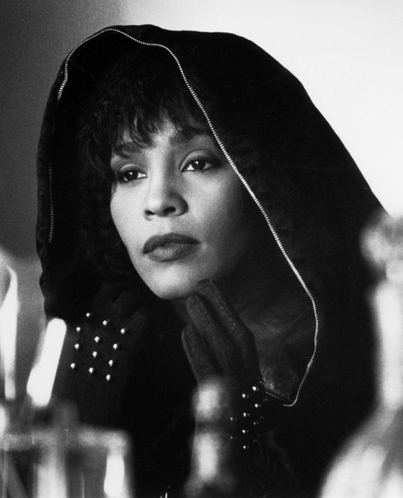 Whitney Houston's Most Memorable Moments - 1992 from #InStyle