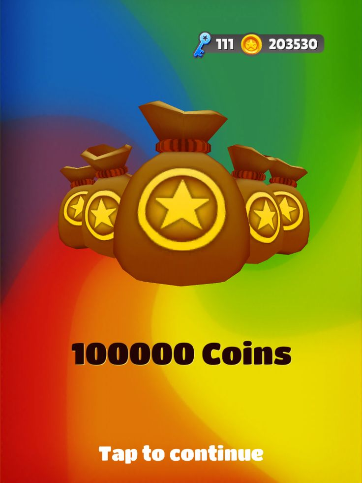 Jackpot in Subway Surfers