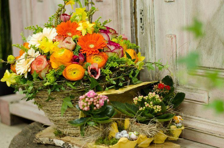 #amaryllis #aranjament #flori #Paste