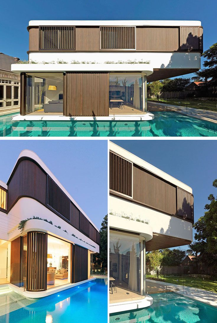 15 Compelling Contemporary Exterior Designs Of Luxury Homes You Ll Love: 60862 Best Images About Homes Out Of The Ordinary On Pinterest