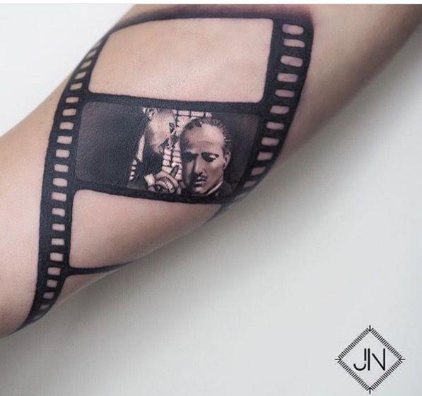 Godfather Tattoo Designs