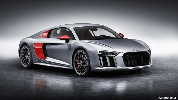 2018 Audi R8 V10 Coupe Edition Audi Sport Wallpaper
