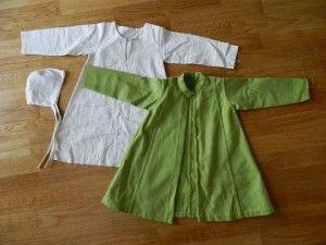 medieval childrenswear