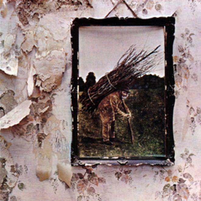 69. Led Zeppelin, 'Led Zeppelin IV'  -