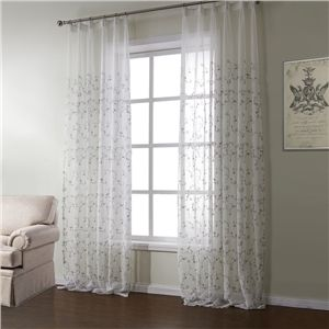 ( One Panel ) Neoclassical Embroidered White Floral Pattern Polyester Sheer Curtains-589 - See more at: http://homelava.com/en-one-panel-neoclassical-embroidered-white-floral-pattern-polyester-sheer-curtains-589-p23134.htm#sthash.dcpZqpDN.dpuf