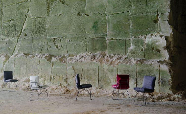DRIADE Sof Sof chairs