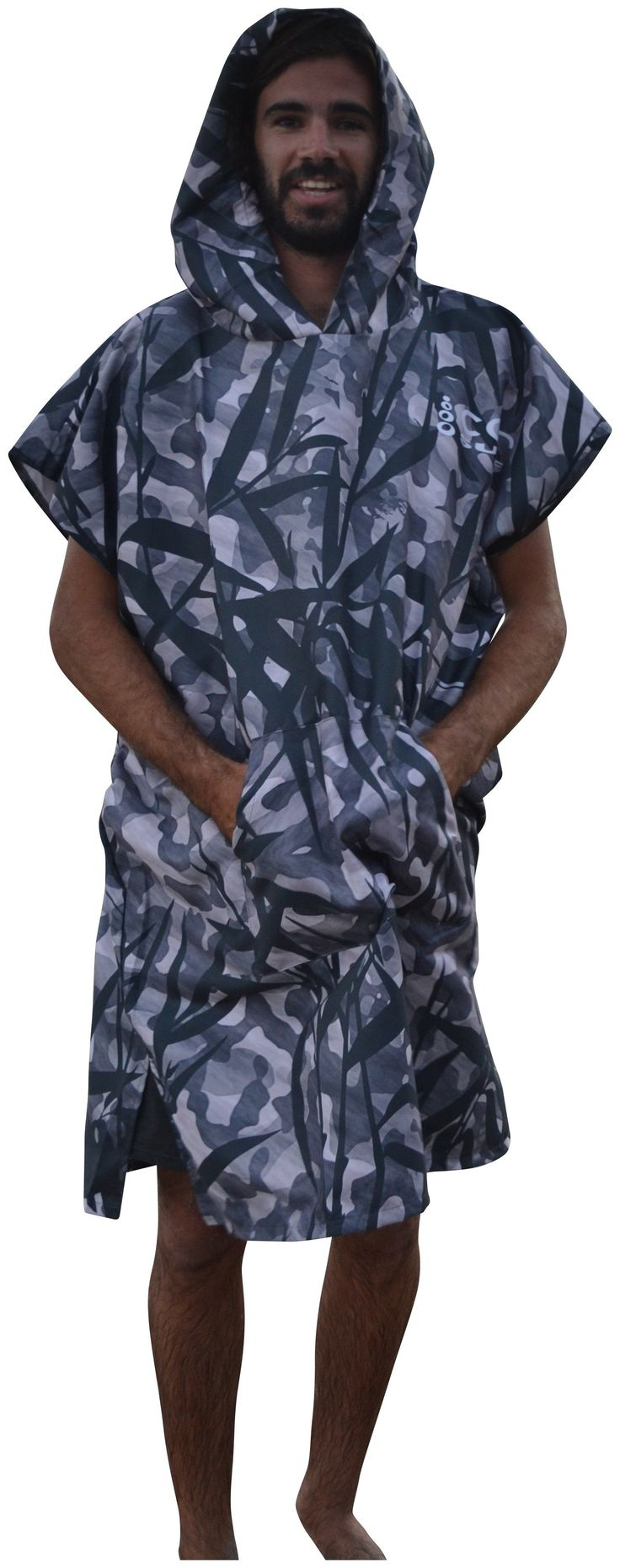 The CHANGER   Quick-Dry Towel Robe