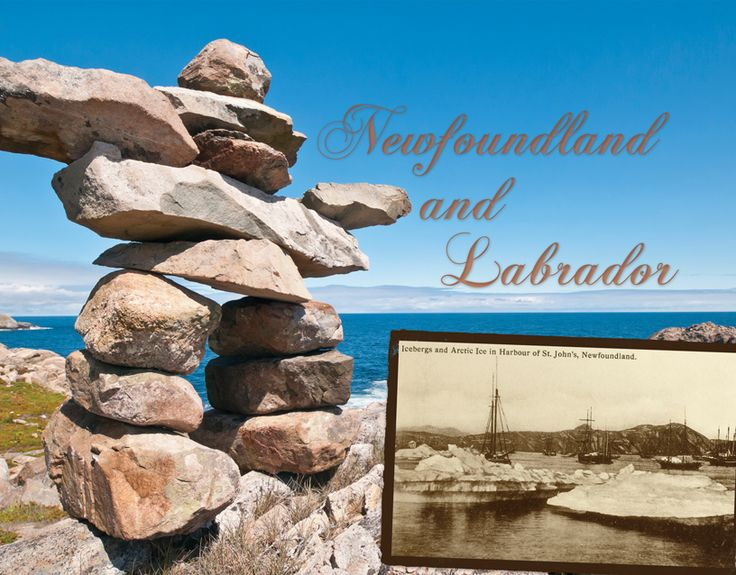 Newfoundland and Labrador form the most easterly province of Canada !!