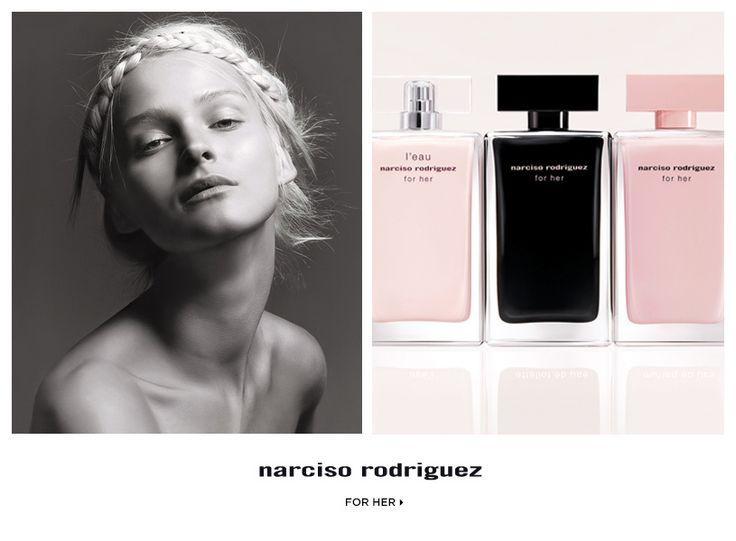 Perfumes Narciso Rodríguez