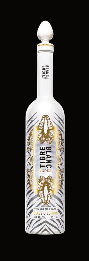 Tiger Blanc Vodka