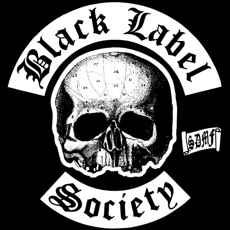 black label society logo - Google Search