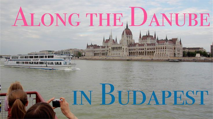 Along the Danube by BKK's cruise  (public transportation) in Budapest