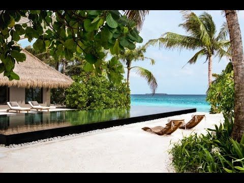 Cheval Blanc Randheli Hotel in the Maldives