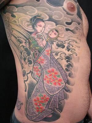 100 best images about geisha tattoos on pinterest. Black Bedroom Furniture Sets. Home Design Ideas