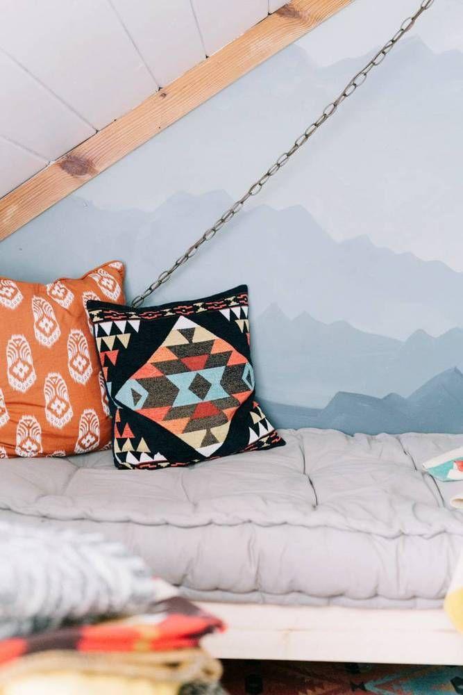 17 meilleures images à propos de Peinture murale sur Pinterest - peinture epaisse pour mur