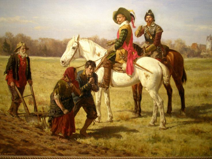 Spanish cavalry, Thirty Years War