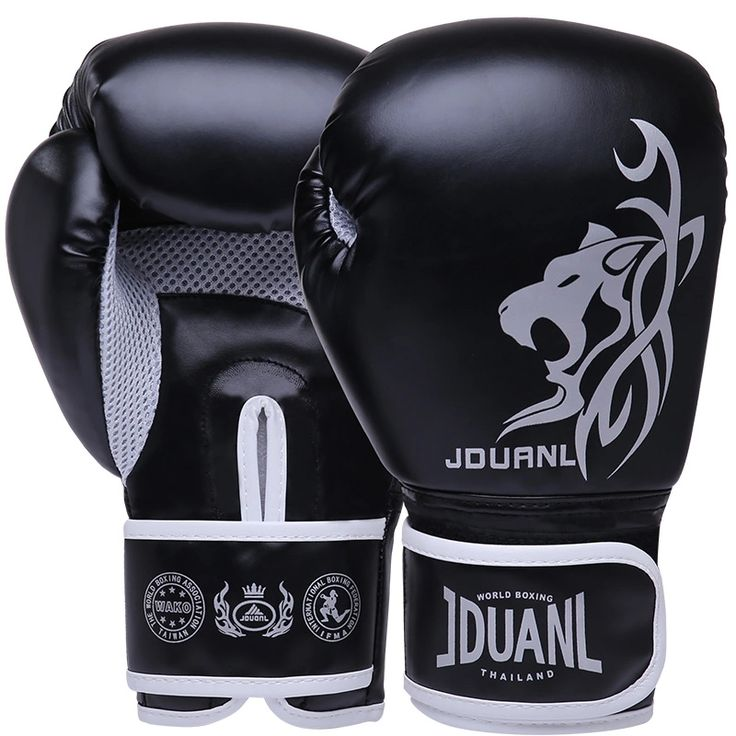 2017 New Full Fingers Adults Women/men Boxing Gloves MMA Sanda Muay Thai Punch Training Mitts Fight Combat Equipment BO