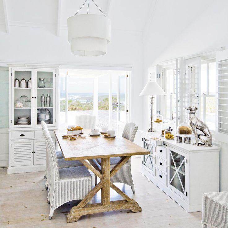 Les 25 meilleures id es de la cat gorie vaisselier blanc Buffet blanc maison du monde