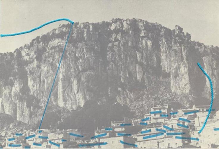 Maria Lai, Legarsi alla montagna, 1981. Una straordinaria opera di arte pubblica.