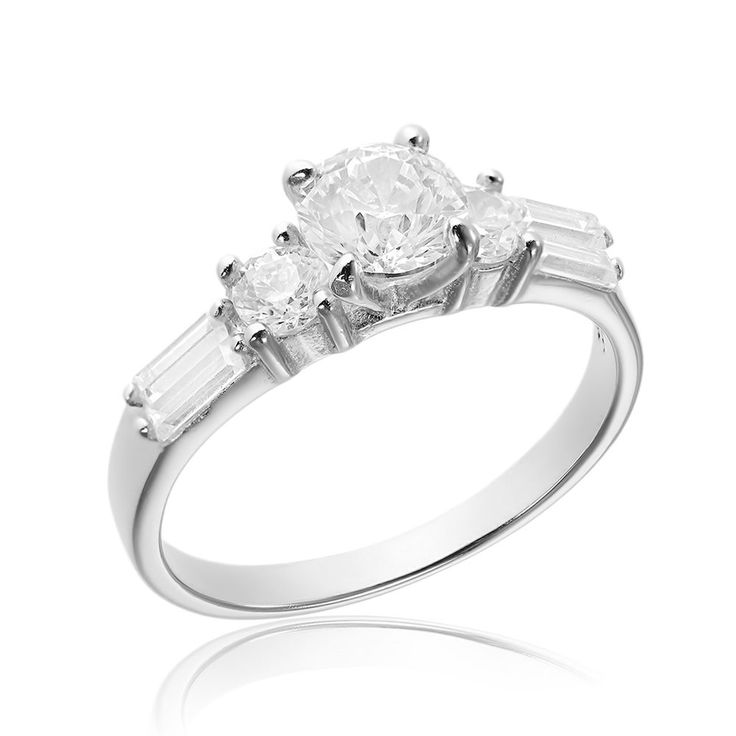 Inel de logodna argint cu 5 cristale Briliant & Bagheta Cod TRSR030 Check more at https://www.corelle.ro/produse/bijuterii/inele-argint/inele-de-logodna-argint/inel-de-logodna-argint-cu-5-cristale-briliant-bagheta-cod-trsr030/