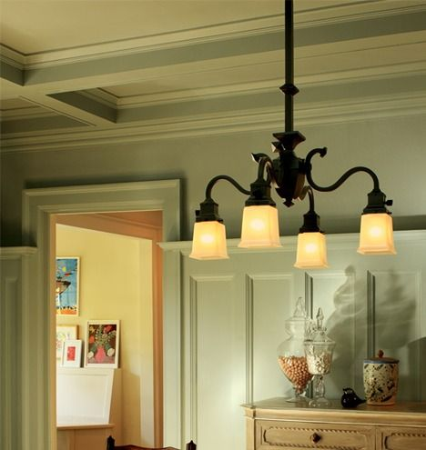 66 Best Arts Crafts Lighting Style Images On Pinterest