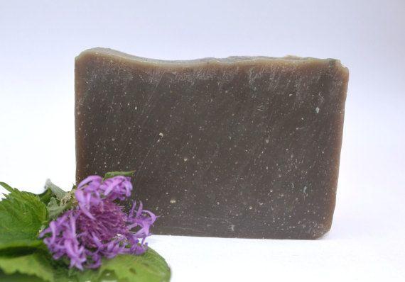 Nettle Yarrow Shampoo by MariPure on Etsy