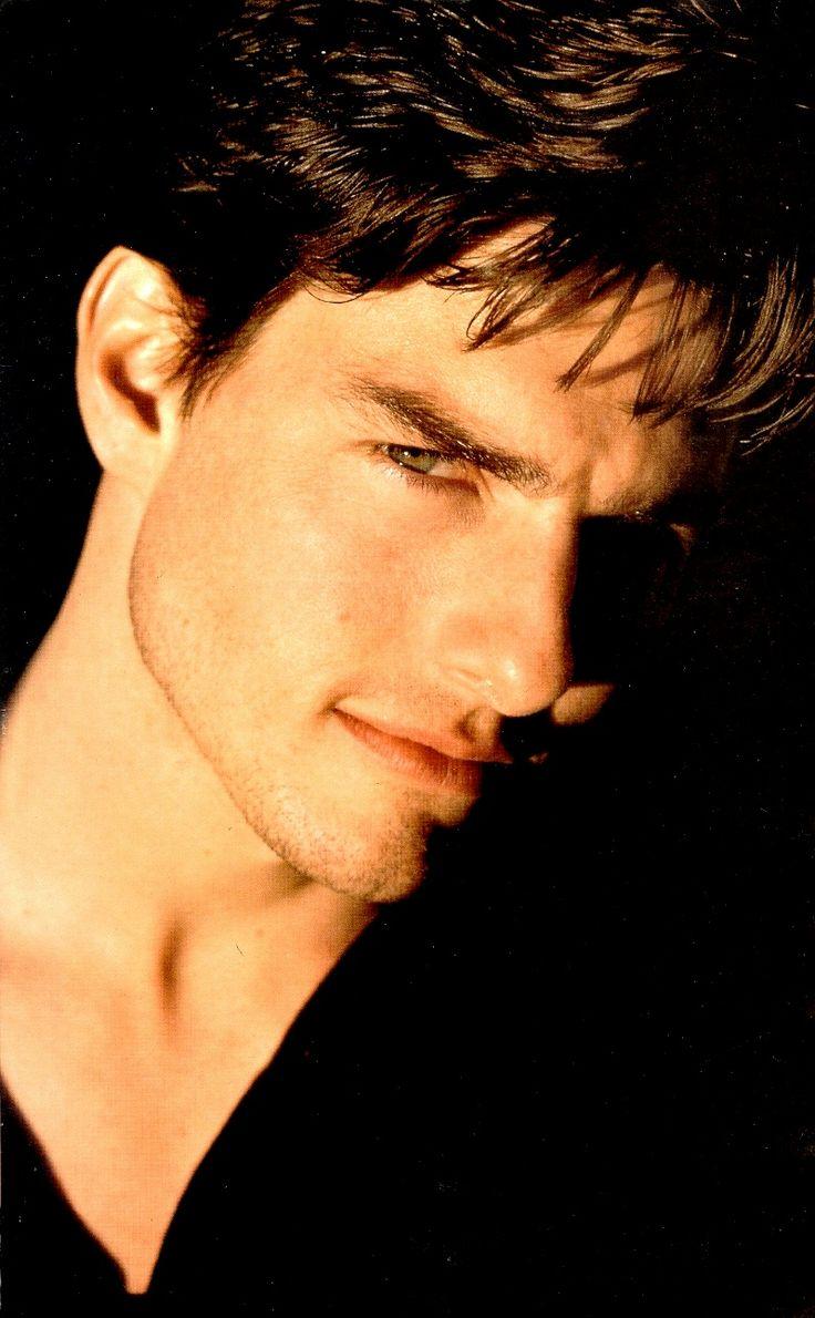 Tom Cruise.  My God...