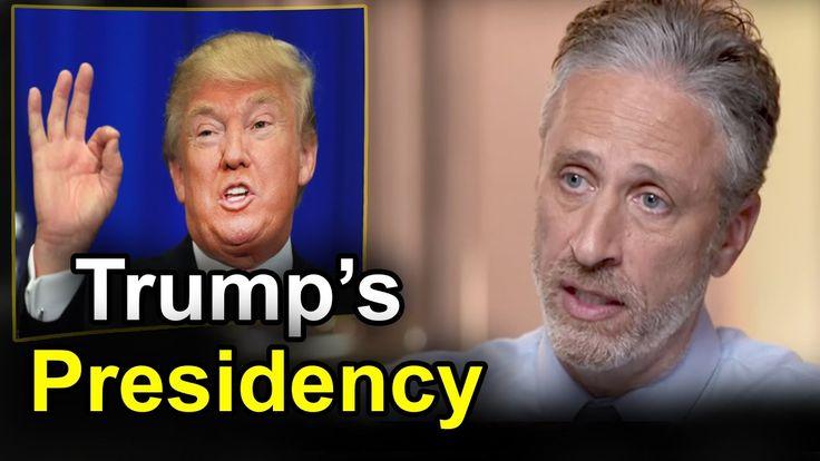 Jon Stewart - What Makes Trump's Presidency Horrible : A Closer look - <3 Starbucks? Be a Star & U Make the Bucks! Healthiest Coffee + Weight Loss = Making $$$$!!! Valentustour.com/keys4life #LoveArmy ❤ Blessings,  BillionDollarBaby.biz